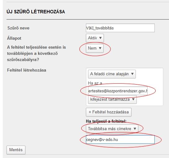 VIKI freemail átirányítás 3
